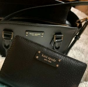 Kate Spade Purse and Wallet Set